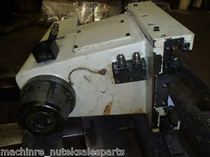 Kitamura Spindle Assembly_vertical Machining Center_mycenter1