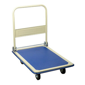 24 X 36 X 36 Functional Moving Platform Hand Truck Foldable For Easy Storage