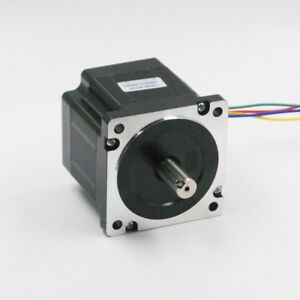 High Torque 4 5nm 640oz in Nema 34 86 80mm Stepper Motor Cnc Mill Lathe Router