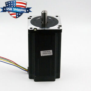 Nema 34 86 156mm Stepper Motor 12nm 1700oz in For Cnc Mill Lathe Router