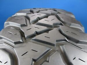Used Mickey Thompson Baja Mtz Radial Lt285 70 17 11 12 32 Tread No Patch 23xl