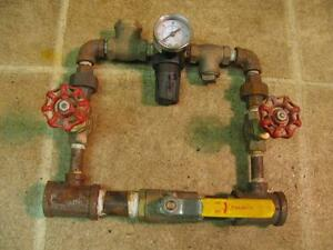 Firematic Model G Air Maintenance Device Dry Pipe Valve System Fire Sprinkler