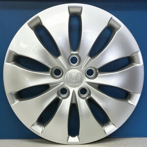 One 08 12 Honda Accord Lx 55071 16 Hubcap Wheel Cover 44733ta5a00 New