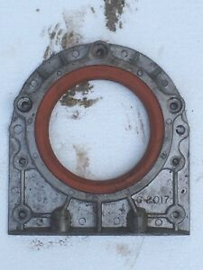 1962 Case Tractor Rear Main Engine Seal Cover