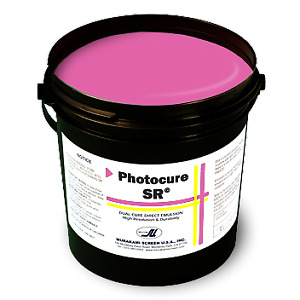 Murakami Photocure Sr Emulsion Gallon