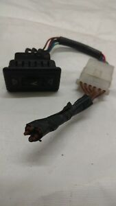 1983 1984 1985 Porsche 944 Early Speaker Fade Switch