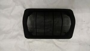 1983 1984 1985 Porsche 944 Center Speaker Cover Black