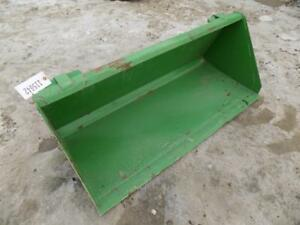 50 Gp Loader Bucket John Deere Style Quick Attach Fits Many Models S 115642