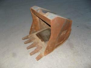 Tag 36 Excavator Bucket W Teeth Quick Coupler Fits Many Makes models