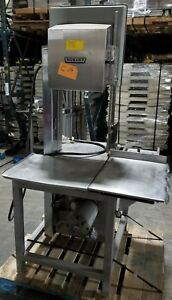 5801 Series Hobart Meat Saw Used Working Damaged Plug