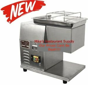 New 10mm Meat Chopper Cutter Table Top Uniworld Umc 1000 7465 Commercial