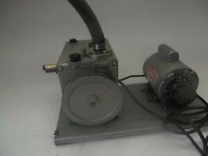 Edwards Ed100 Speedivac High Vacuum Pump