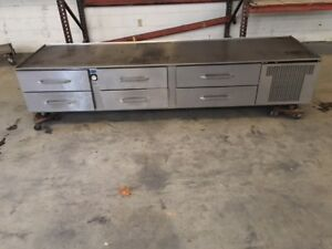 Randell 20105sc 93 Chefs Base Refrigerated Equipment Stand Free Ship
