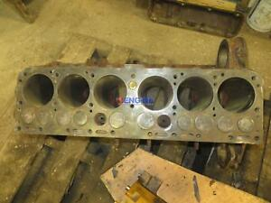Hercules Oxc5 Engine Block Good Used Reg 1