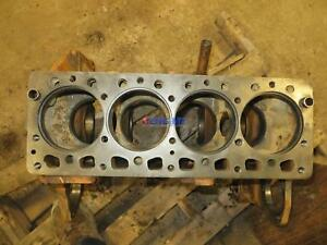 Case 188d Engine Block Good Used 976433