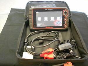 Snap On Solus Edge Touch Screen Automotive Diagnostic Scanner 16 4
