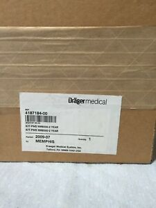 Drager Draeger Anesthesia Narkomed 6000 6400 2 Year Pm Kit