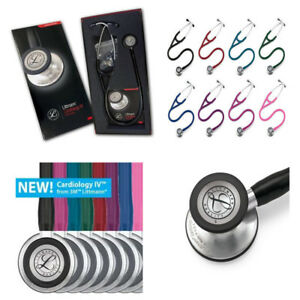 Littmann Cardiology Iv Stethoscope 20 Colors Free Gift Included 20 Value