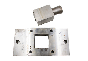 New Roper Whitney 3x3 Square Punch And Die