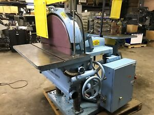 30 Disc Sander Max30 Dvs Disc And Spindle Sander Combination Model 30 dvs