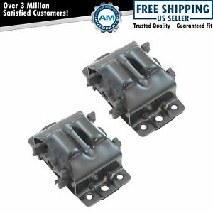Front Engine Mount Lh Rh Kit Pair Set Of 2 For Chevrolet Gmc Suv Truck New
