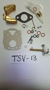 Marvel Schebler Model Tsv 13 Carburetor Rebuild Kit