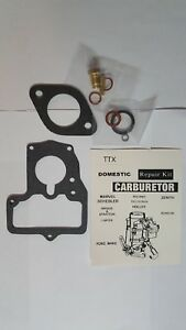 Marvel Schebler Model Ttx Carburetor Rebuild Kit
