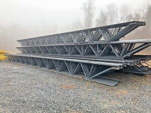 50 Steel Bar Joist 32 X 50 Steel Floor Roof Trusses Steel Joist