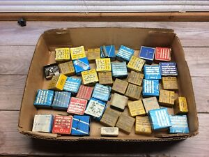 Lot Of Assorted Threading Dies 5 16 Style Die Head Chasers Geometric