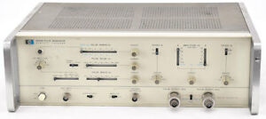 Hp 8008a Bench top Industrial Electrical Pulse Generator