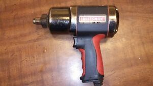 Craftsman 1 2 Dr Pneumatic Air Impact Wrench Gun