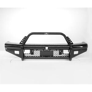 Ranch Hand Btf171blr Legend Bullnose Front Bumper For 2017 2018 Ford F250 Sd