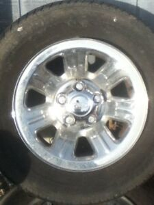 15 Inch Stock 2002 Ford Ranger Rims And Tires