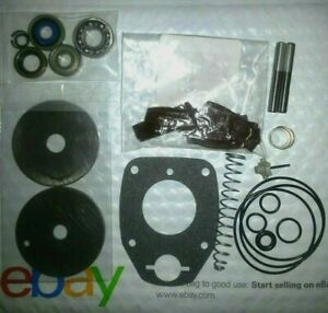 Snap On Mg725 Tune Up Repair Kit With Bearings Wear Plates Hammer Pin Set