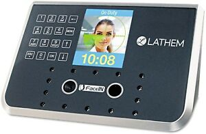 Face Recognition Time Clock System Touch Free Fingerprint Hand And Palm Reader