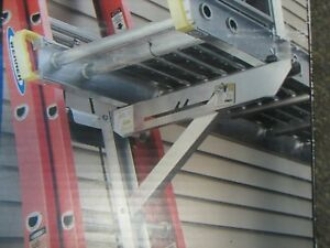 Werner Ac10 20 02 Aluminum Long Body Ladder Jacks set Of 2 1 Pair
