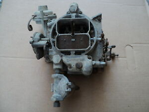 1957 392 Hemi Wcfb Carter Carburetor 2590