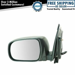 Power Side View Mirror Folding Driver Left Lh New For 04 10 Toyota Sienna