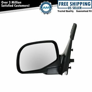Power Side View Mirror W Puddle Light Driver Left Lh For Ford Explorer