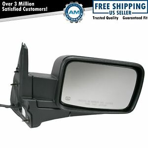 Power Heated Side View Mirror Passenger Right Rh For 06 10 Jeep Commander Xk