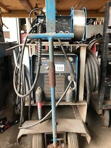 Miller Invision 456p Welding Power Source Used Am16399