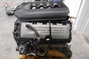 2011 Ford Mustang 5 0l Lift Out Engine 67k Miles