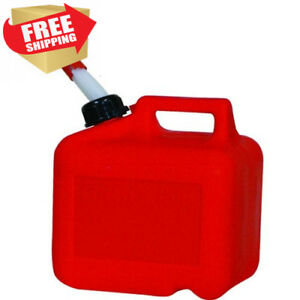 Midwest Can 2300 6pk Gas 2 Gallon Capacity pack Of 6