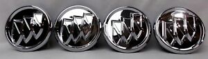 Buick Lucerne Lacrosse Rendevous Terraza Chrome Center Cap Oe 2 5 8 Set Of 4