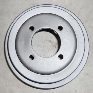 1970 Ford Torino Mustang Cougar 351w 351c Crankshaft Pulley D0ae 6312 C