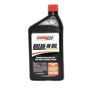 Comp Cams 1590 Engine Break In Motor Oil 10w30 Quart Each