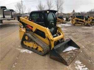 2016 Caterpillar 249d Skid Steer Loader Cat 249d