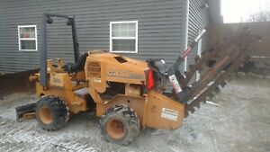 Case astec 360 Trencher For Parts
