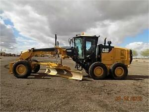 2012 Caterpillar 140m2 Motor Grader Dozer Cat 140m2