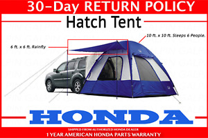 Genuine Factory Oem Honda Pilot Cr v Element Odyssey Hatch Tent W Carry Bag